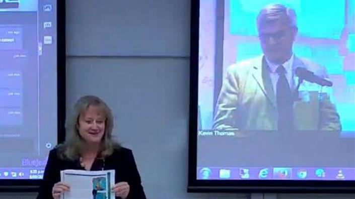 Susan Krumdieck and Daniel Kenning keynote address live video, NZ and UK.