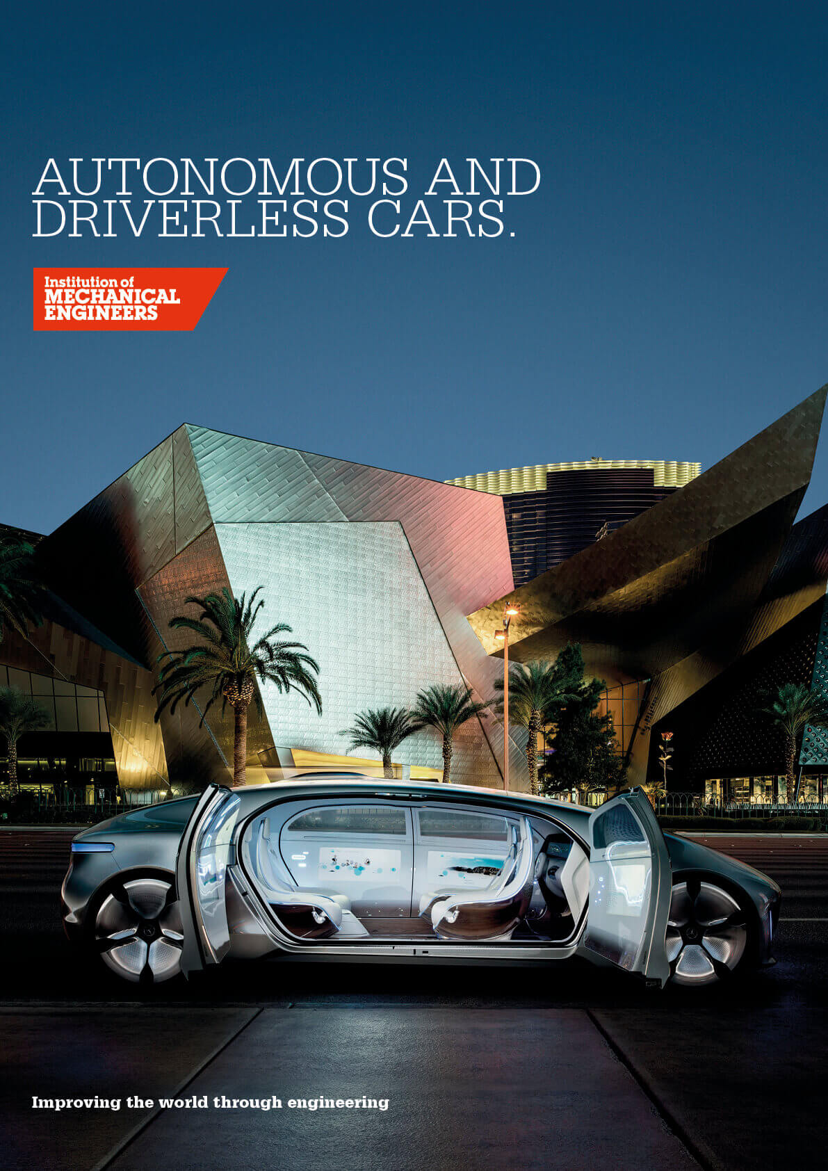 Autonomous and Driverless Cars cover_low res