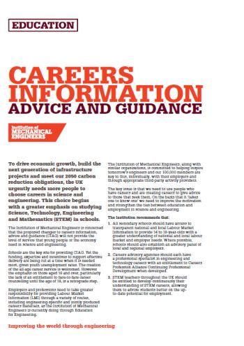 Careers Information Advice and Guidance thumb
