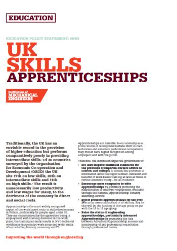 UK Skills - Apprenticeships thumb