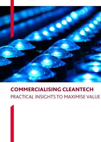Commercialising Cleantech - Practical Insights