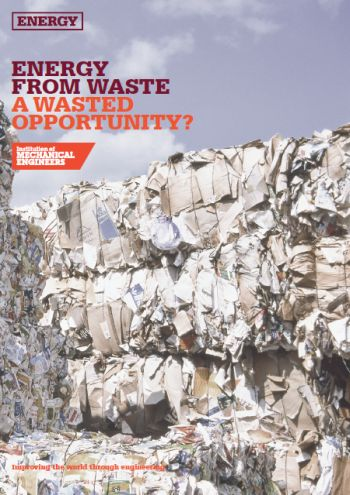 Energy from Waste - A Wasted Opportunity thumb