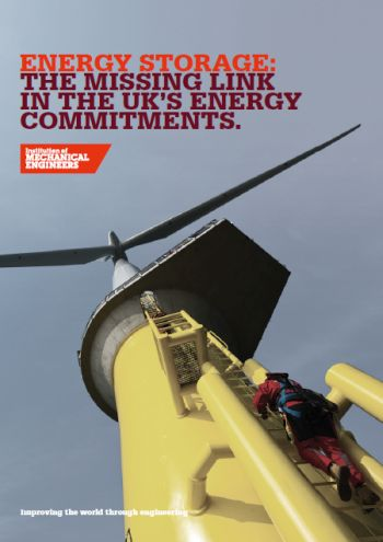 Energy Storage - The Missing Link in the UK's Energy Commitments thumb