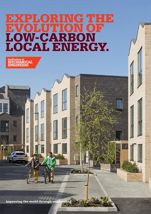 IMechE Local Energy Report v3 cover
