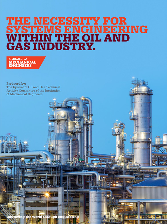 IMechE Systems Engineering Report nov 18