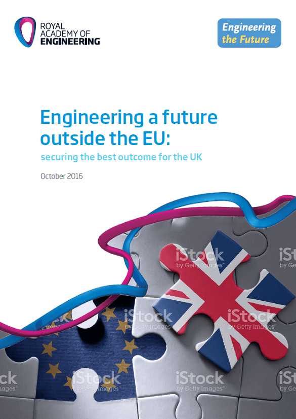 Engineering a future outside the EU