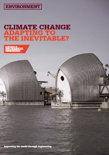 Climate Change - Adapting to the Inevitable thumb