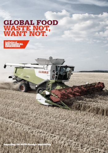 Global Food - Waste Not, Want Not thumb