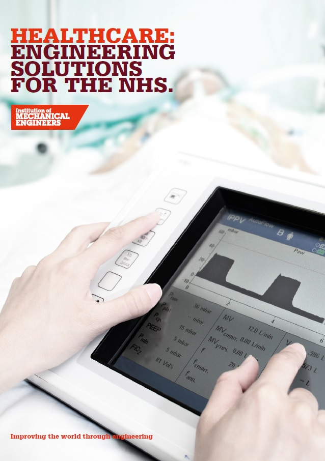 Healthcare campaign front cover