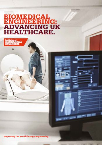 Biomedical Engineering - Advancing UK Healthcare thumb
