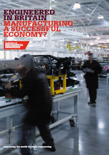 Engineered in Britain 2011 - Manufacturing a Successful Economy thumb