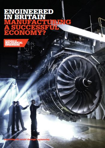 Engineered in Britain 2012 - Manufacturing a Successful Economy thumb