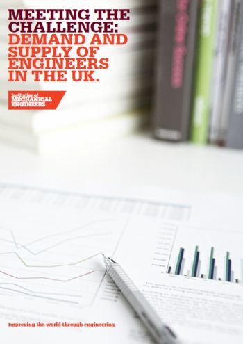 Meeting the Challenge - Demand and Supply of Engineers in the UK thumb