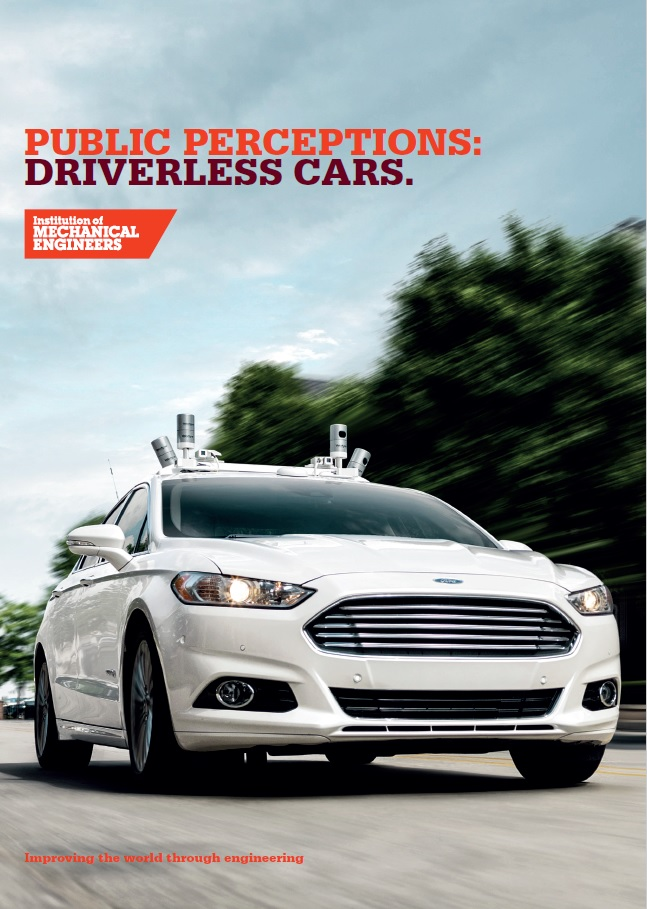 driverless cars report 2017