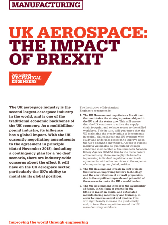 IMechE Brexit and Aerospace Report FINAL-1
