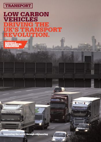 Low Carbon Vehicles - Driving the UK's Transport Revolution thumb