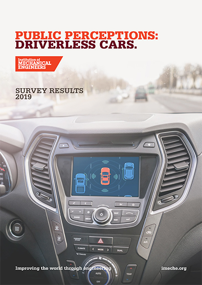 Public Perceptions Driverless Cars