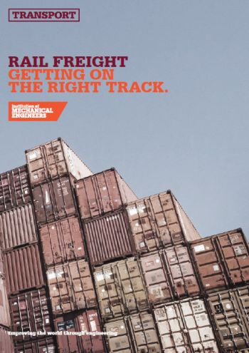 Rail Freight - Getting on the Right Track thumb