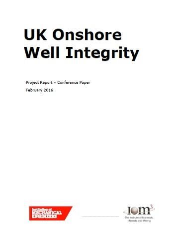 UK Onshore Well Integrity thumb