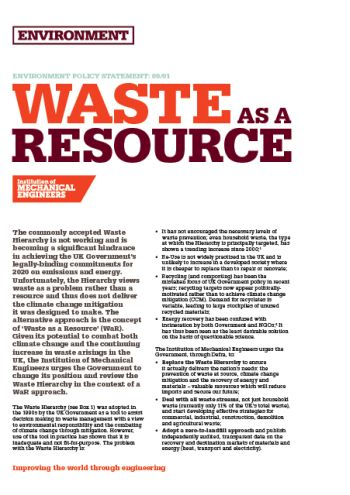 Waste as a Resource thumb