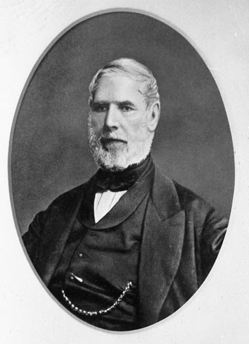 James Kennedy 1860