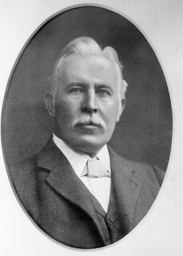 Sir John Audley Frederick Aspinall 1909-1910