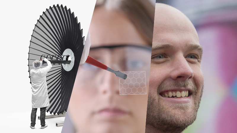 Graphene delays, space innovators and LGBT support: most-read stories 2018, Jan – MarchImage