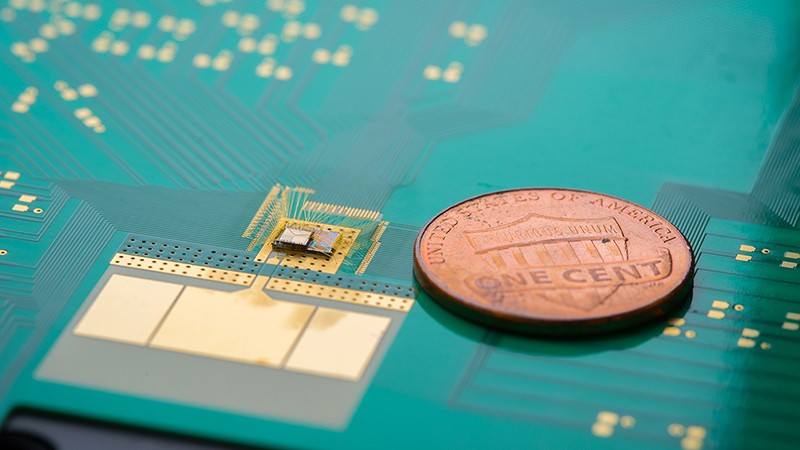 Tiny wake-up chip could extend IoT device battery life 'from months to years' Image