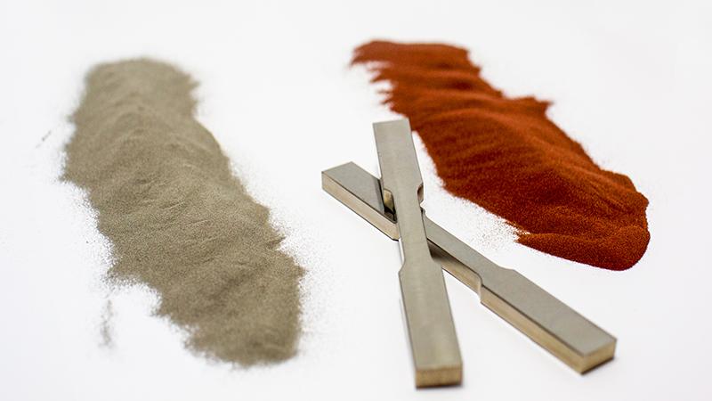 Adding copper creates 'exceptional' titanium alloy for 3D printing  Image