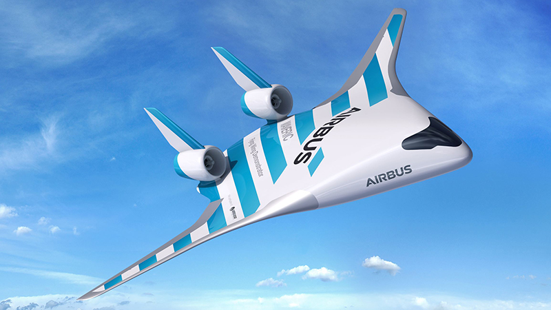 Blended wing flies out of secret testing and HS2 go-ahead: 10 top stories of the weekImage