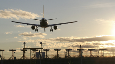 Aircraft emissions standards agreed by ICAOImage