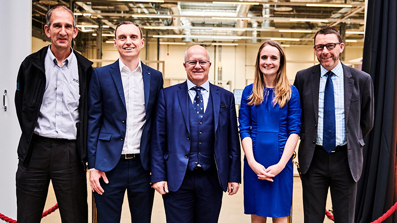 This additive manufacturing centre 'could help make sure aerospace stays in the UK' Image