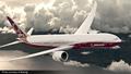 BAE Boeing thumb
