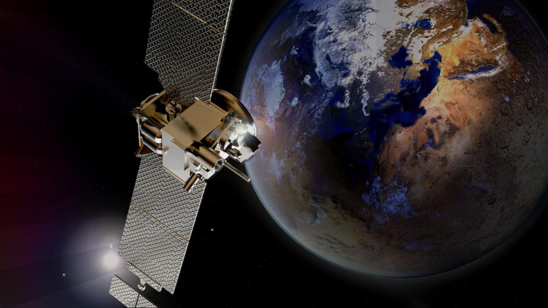 How 'absolutely critical' bearings ensure operators make the most of satellitesImage