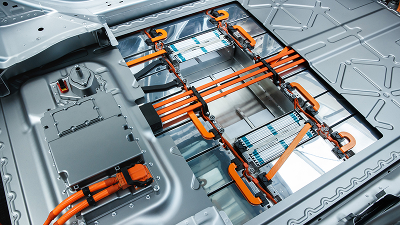 Lithium-ion batteries 'still vital to electric vehicle success despite alternatives'Image