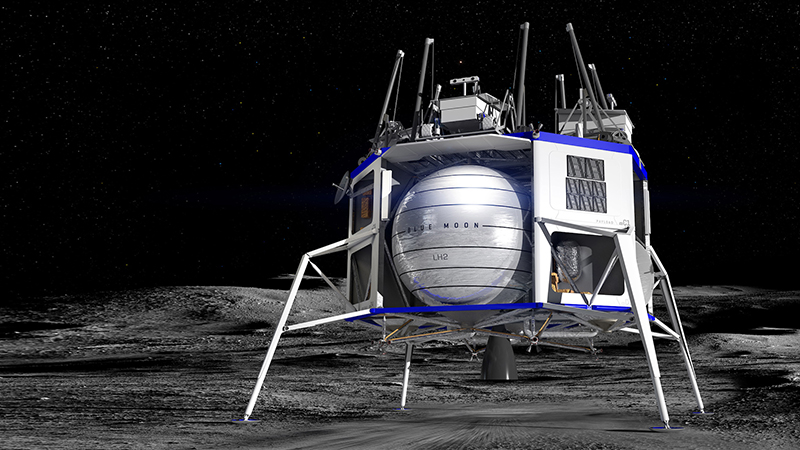 FEATURE: This is what the next Moon landings will look like Image