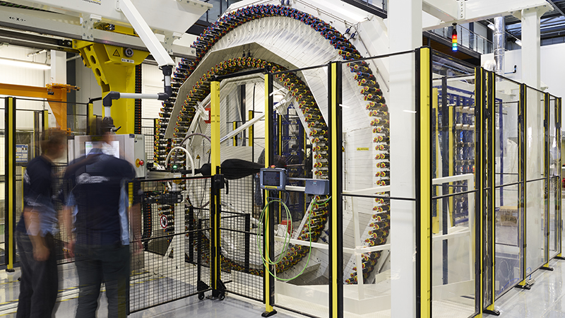 Major R&D investment aims for slice of predicted $100bn+ composites marketImage