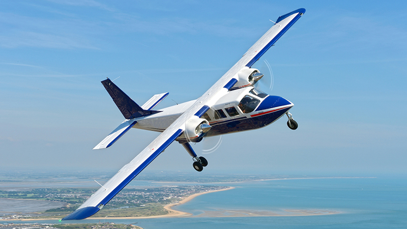 £9m investment for British project aiming for first commercial electric flight Image