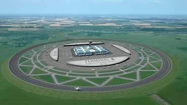 Circular runway idea may be going nowhereImage