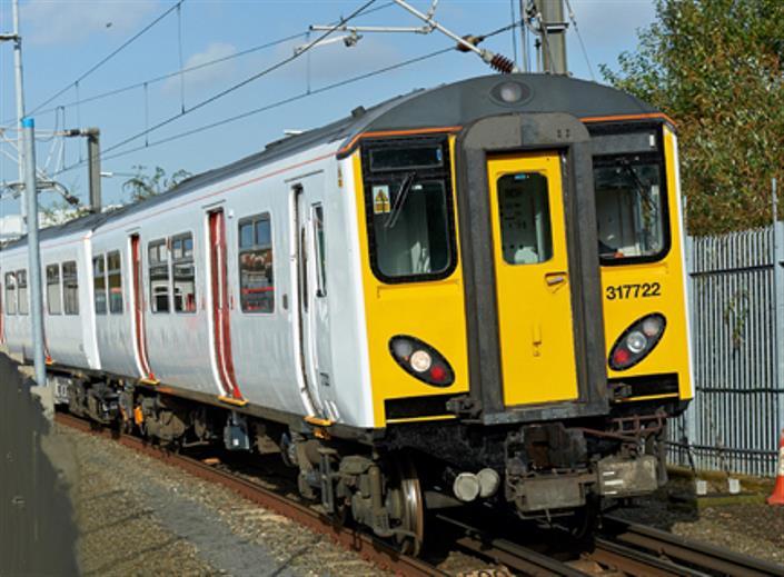 7m refit speeds train on its way