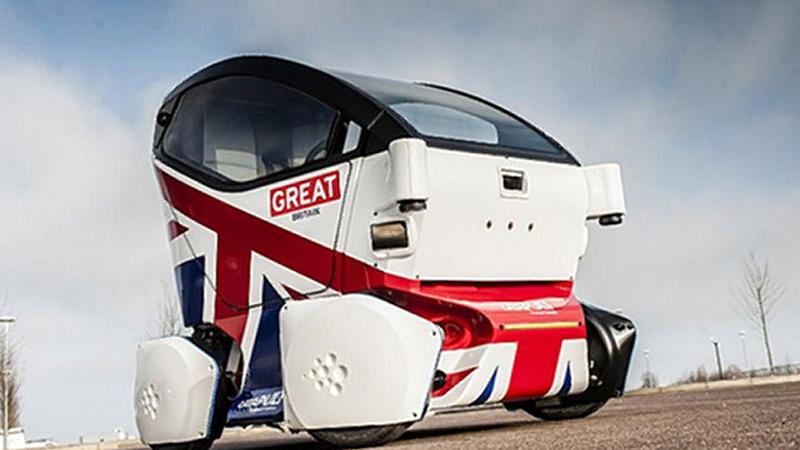 Warwick Manufacturing Group launches 3xD autonomous car simulator  Image