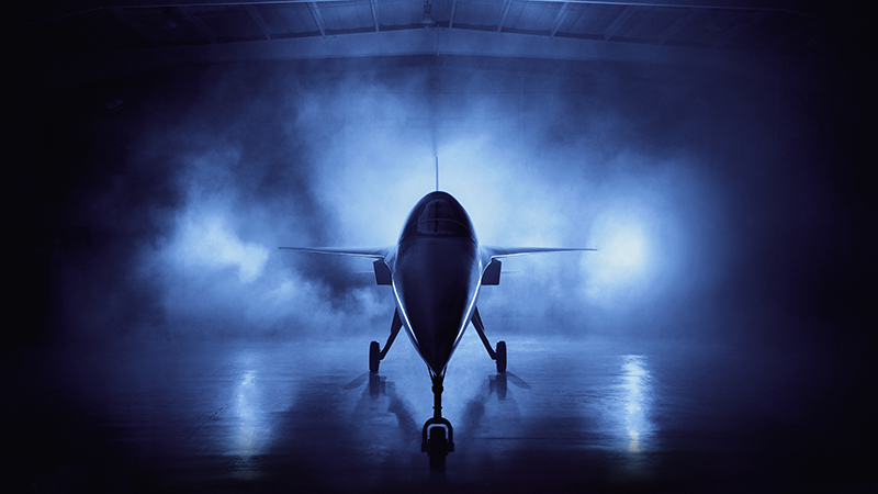 'Zero carbon footprint supersonic flight' – Boom Supersonic makes bold claim after fuel partnershipImage
