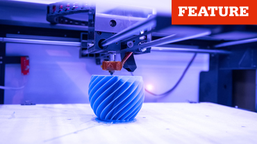 Is 3D printing under threat from sabotage and spying?Image