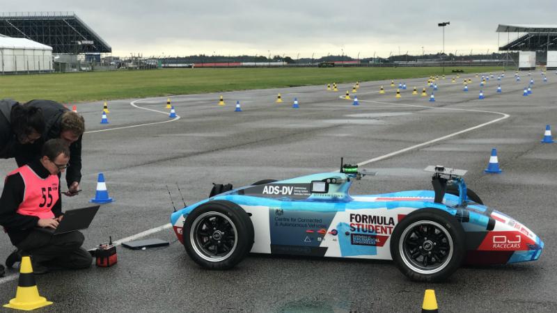 Industry demand means autonomous element set to grow at Formula StudentImage