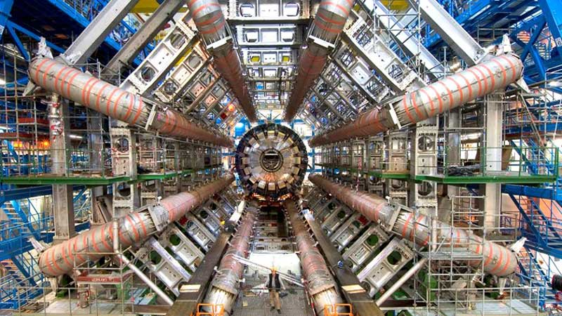 Laser technology will help boost performance of Large Hadron Collider  Image