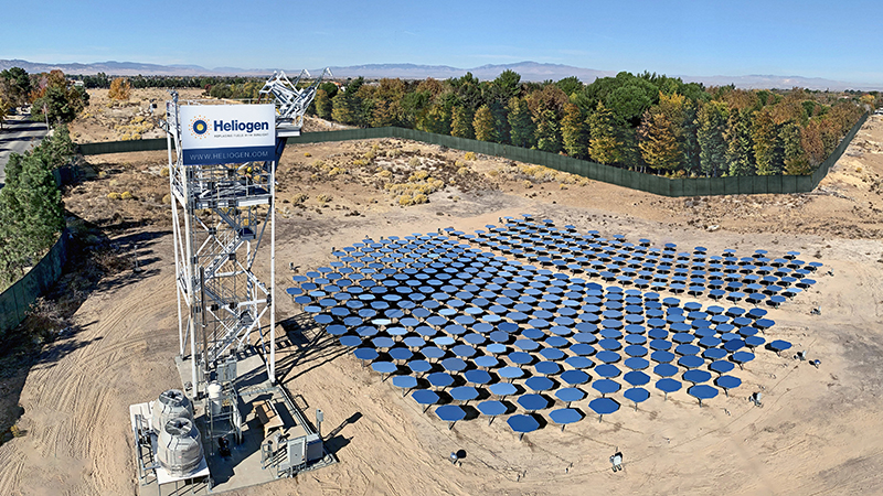 Sunlight could power polluting industrial processes thanks to Bill Gates-backed tech Image