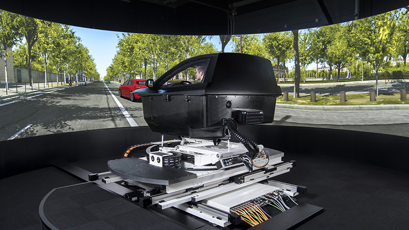 Why simulation is on the up in the automotive sectorImage