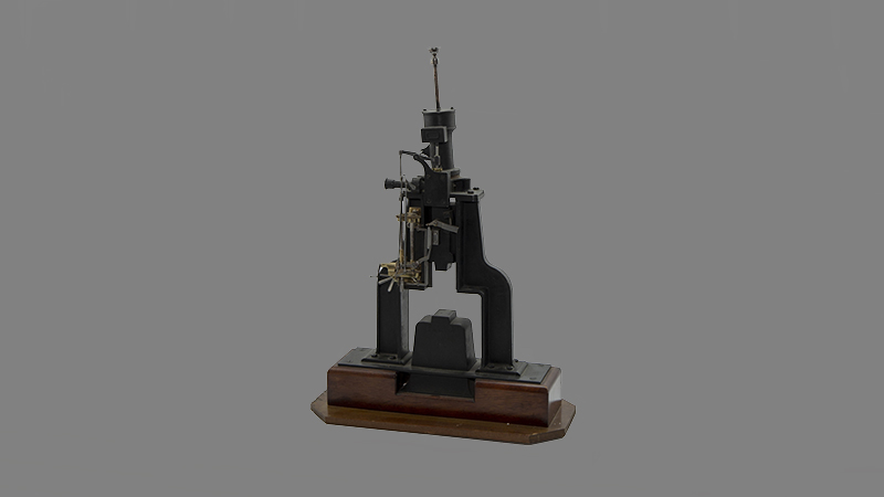 How Nasmyth's steam hammer revolutionised mechanised hammersImage