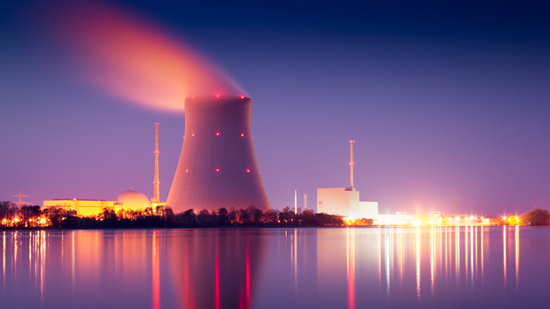 Government announces funding for modular nuclear reactors and fusion power Image