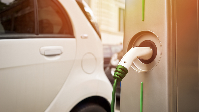 Firms to install 150 electric car charging points around the UK in the next yearImage
